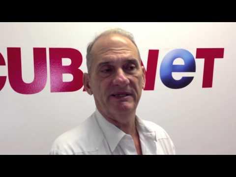 René Gómez Manzano visita Cubanet