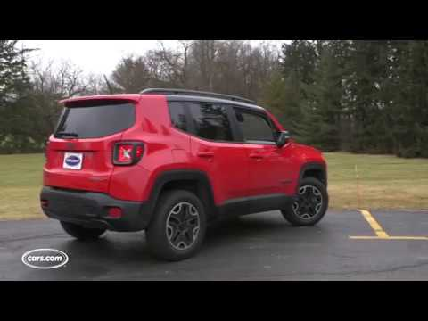 2016 Jeep Renegade: Easter Eggs