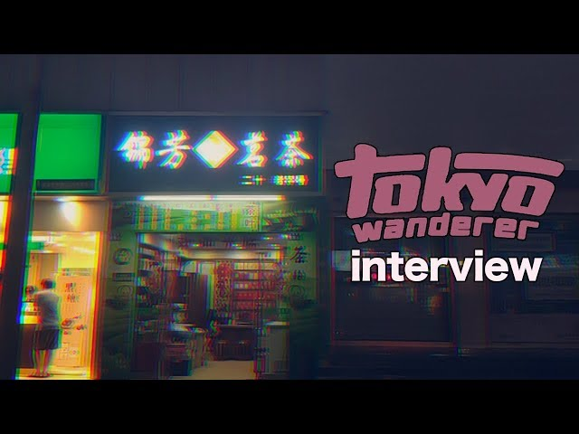 Meet the bass player (and founder) of Tokyo Wanderer - Interview  | Musics The Hang Up