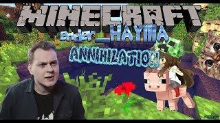 Я вернулся на VimeWorld и YouTube. (VimeWorld Annihilation).