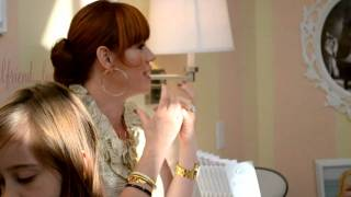 Getting the Pretty Back with Molly Ringwald and Benefit Cosmetics