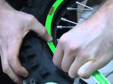 How to apply Rim Wraps, Graphic Kits, motocross, supercross.mp4