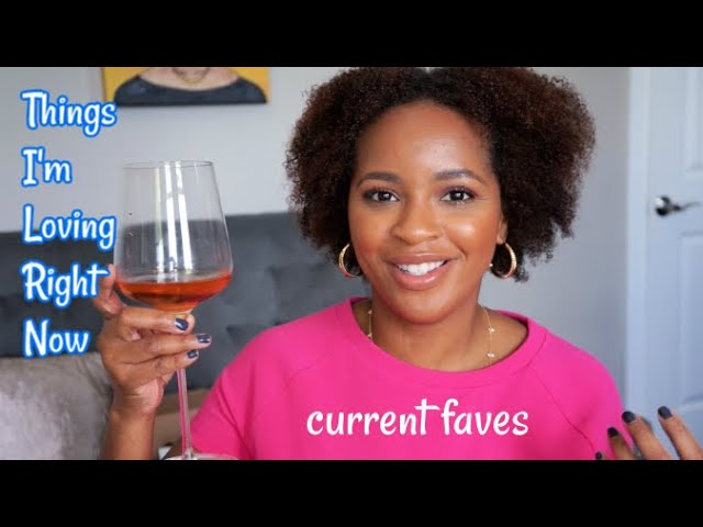 Things I've Been Loving Lately | Current Favorites | October 2020