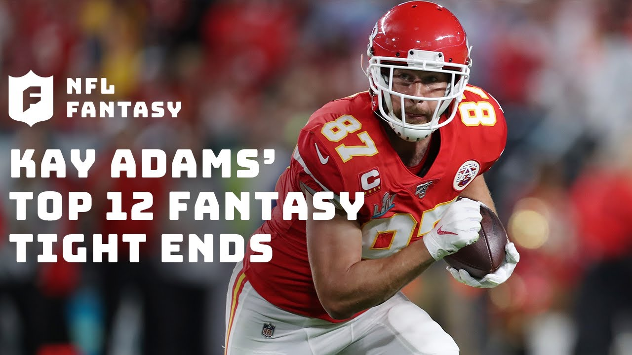 Top 12 Fantasy Tes For 2020 Good Morning Football Youtube