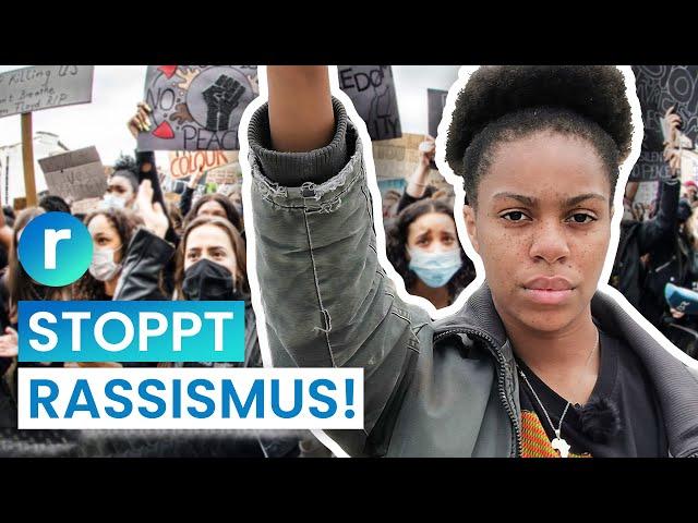 Black Lives Matter Deutschland: