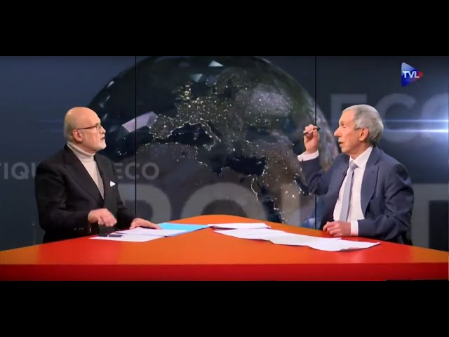 Vers un tsunami bancaire en Europe, Jean-Pierre Chevallier sur TVLibertés - Politique & Eco n° 254