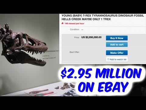 $2.95 Million Dollars On Ebay!!