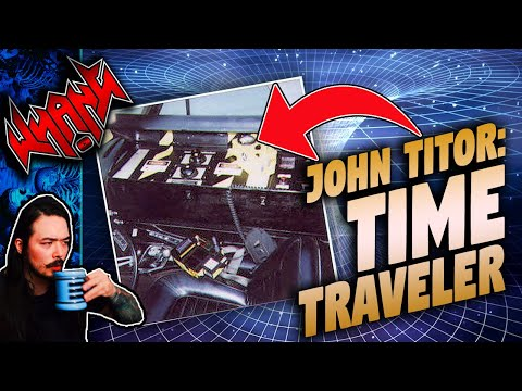 Who Was John Titor, the Time Traveler? - Tales From the Internet