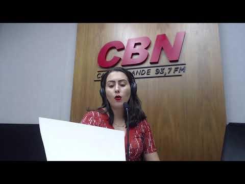 CBN Campo Grande com Ingrid Rocha (03/02/2020)