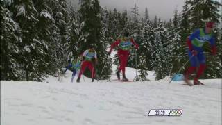 Cross-Country Skiing Team Relay 4x10km Full Event - Vacouver 2010 Olympics