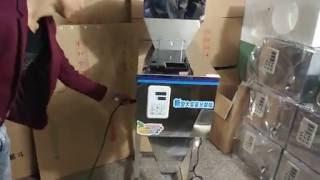 20-5000g powder herb tea powder articles weighing filling machine