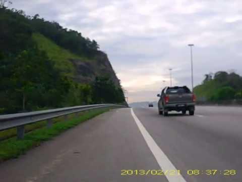SILK Highway Ride (Sg. Long to Sg. Ramal)