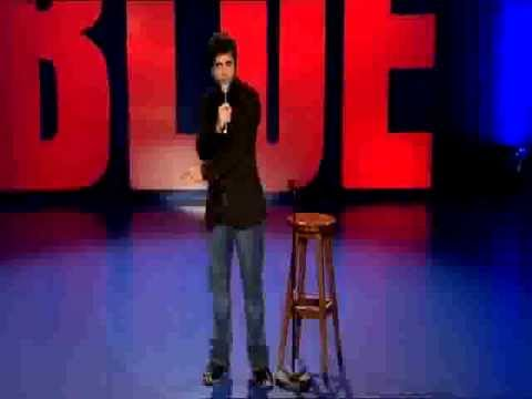 Bastard Childrens Routine – Comedy Blue – Paul Chowdhry