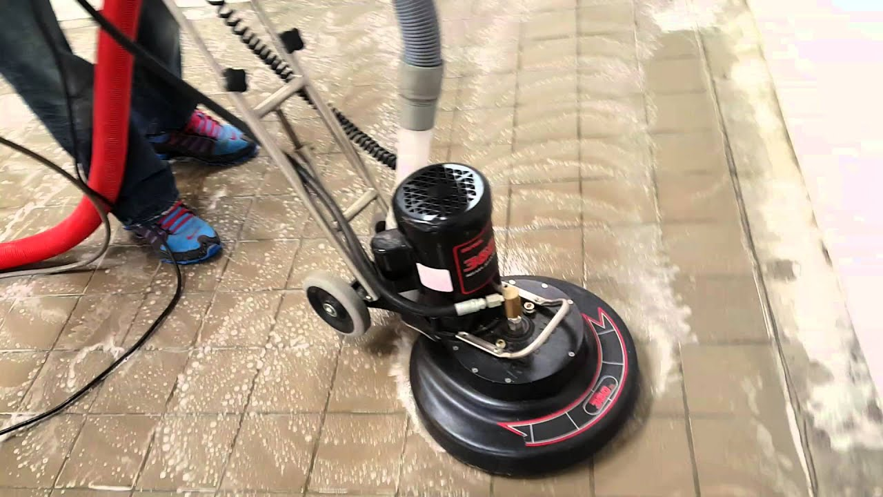 Rotovac 360 Xl With Tile And Grout Head Great Recovery