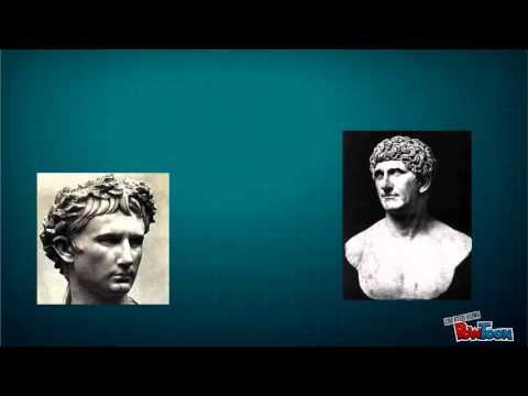THE HISTORY OF THE SECOND TRIUMVIRATE