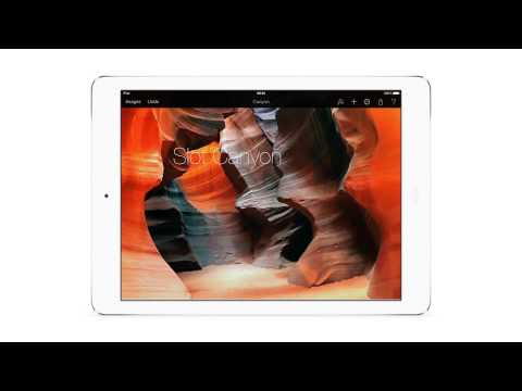 Pixelmator for iPad Introduction