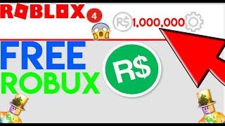 COMMENT À GET FREE ROBUX (2018 NEWEST) - Roblox