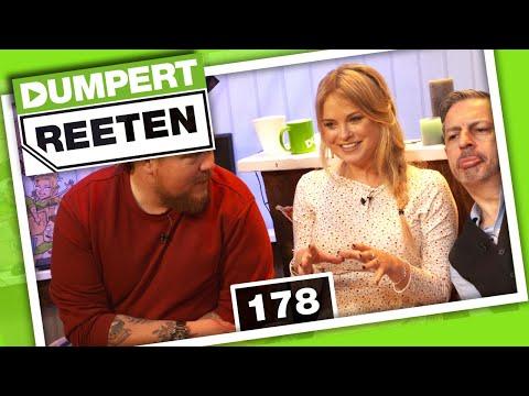 Gio, Sylvana, Nick en René in DUMPERTREETEN (178)!