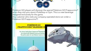 New Pokemon Coming To The Game - Leaked Information Confirmed - Starbucks