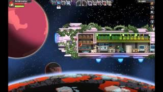 Let's Play Starbound Episode 11: Cerulium and Violium Armor