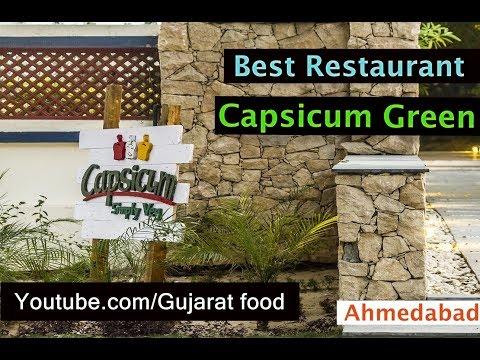Capsicum Green Restaurant  | Best Buffet in Ahmedabad | India