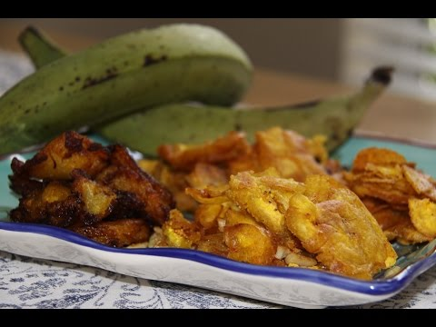 Cuban Plantains