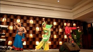 Singapore Cultural Dance (Singapore Harmony Dance) Performance (Chinese, Malay and Indian dances)