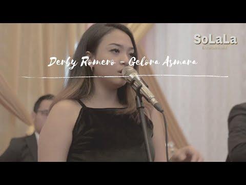 Derby Romero - Gelora Asmara ( Cover ) By Solala Entertainment