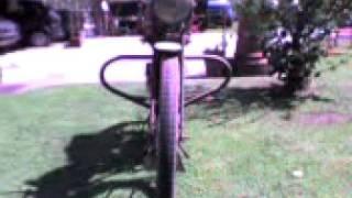 motocicleta industria argentina  puma 98 cc parte 1