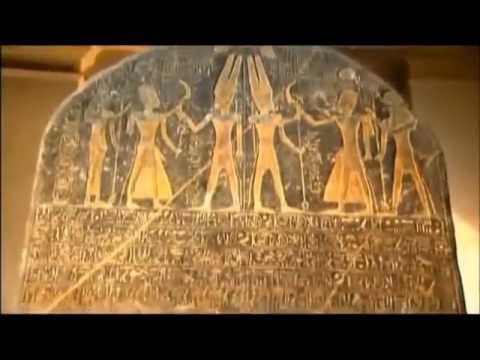 Proof of Ancient Israel In Egyptian Hieroglyphics - Merneptah Stele