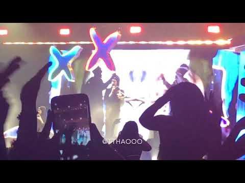 [180310] Kolony Tour SF - BTS MIC Drop (feat. Desiigner) [Steve Aoki Remix]