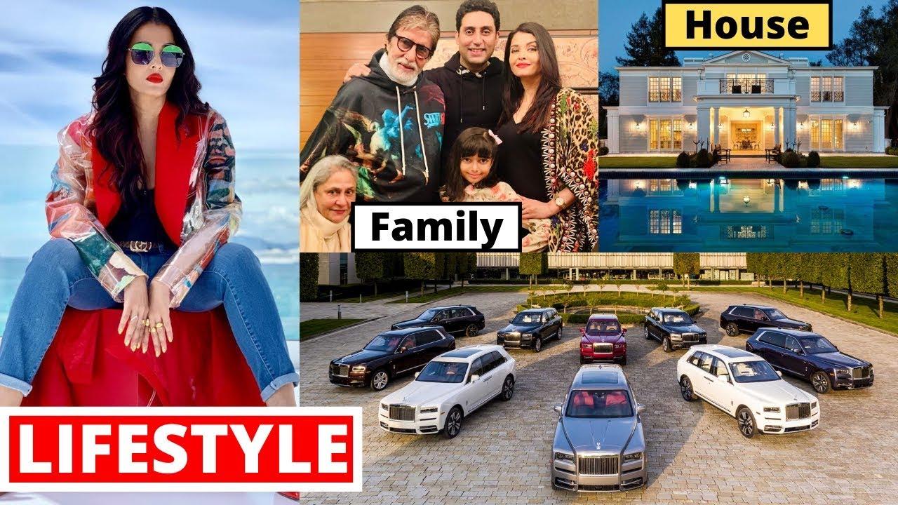 Aishwarya Rai Bachcan Lifestyle 2020, Daughter,House ...