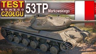 53TP nasza ósemka daje radę :) - World of Tanks