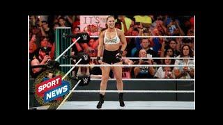 WWE RAW: Ronda Rousey