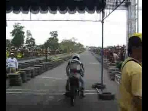 DRAG BIKE KING OF MATIC PELLS RACING