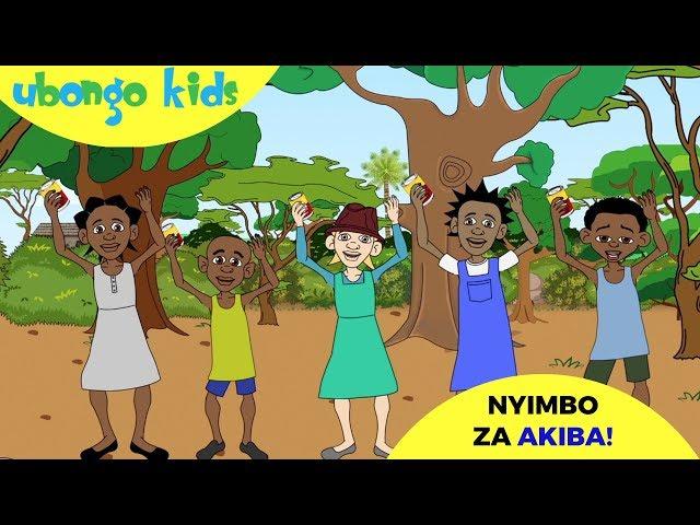Nyimbo za Akiba | Ubongo Kids | Katuni za Elimu kwa Kiswahili