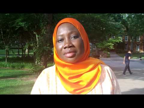YALI Rutgers Washington Fellow 2014- Abibatou  Senegal Final Version