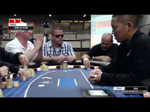 Pt 4 Make A Wish 2013 Charity Poker Tournament Albany New York