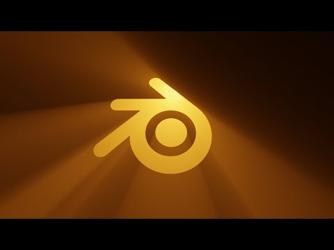 Create Volumetric Logos Fast (Blender Tutorial)