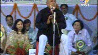 MONAWWAR RANA : IN ALL INDIA MUSHAIRA, BIHAR