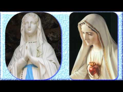 Ave Maria de Lourdes & Fatima : instrumental pour 90 couplets