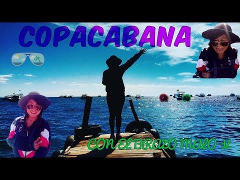 COPACABANA CON LOS DEL INSEF!!! - SOY EVELYN TATI