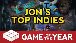 Game of the Year 2014 - Jon