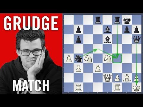 Giri vs Carlsen - Grudge match | Shamkir Chess 2018 | Round 8