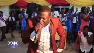 brother Sammy - worship @ Aboundant Life Assemblies of God Kumasi