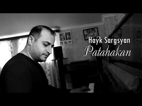 Hayk Sargsyan - Patahakan kyanq e sa / Cover (2019)