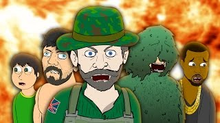 Repeat youtube video The Adventures of Captain Price 4
