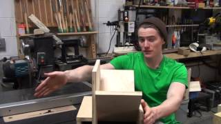 How To Make A Spline Miter Joint