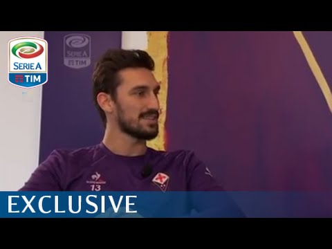 Talking with Davide Astori - Serie A TIM 2015/16 - ENG
