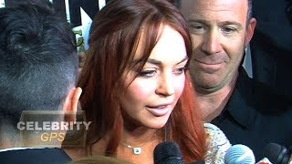 Lindsay Lohan could face jail time - Hollywood TV